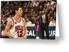 Kirk Hinrich Greeting Card