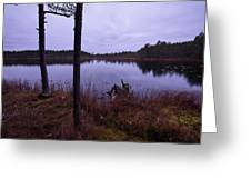 Kirkas Soljanen At Dawn Greeting Card