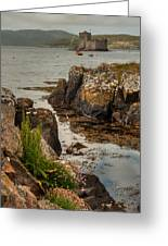 Kisimul Castle Greeting Card