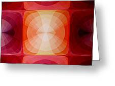 Kiss Of Light Greeting Card