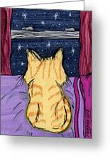 Kitty Loaf Greeting Card