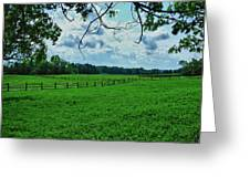 Knox Farm 1786 Greeting Card