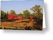 Knox Farm 5194 Greeting Card