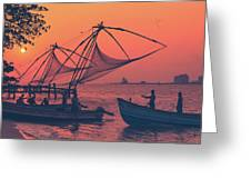 Kochi Greeting Card
