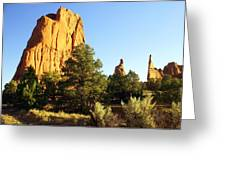 Kodachrome Basin I Greeting Card