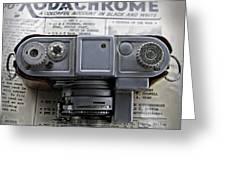 Kodachrome Weekly Greeting Card