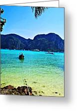 Koh Phi Phi Greeting Card