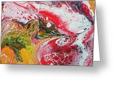 Koi With Friends Greeting Card