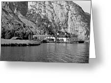 Konigssee Lake And Saint Bartoloma 2 Greeting Card