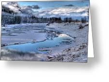 Kootenai Wildlife Refuge 1 Greeting Card
