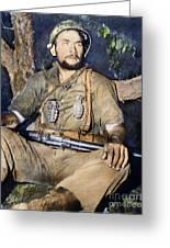 Korean War: G.i., 1950 Greeting Card