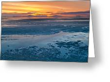 Kotzebou, Alaska Greeting Card