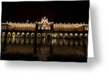Krakow Cloth Hall Greeting Card