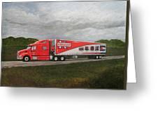 Kreilkamp Truck Greeting Card