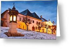 kremnica 'XI Greeting Card
