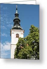 Krems Dom Der Wachau Greeting Card