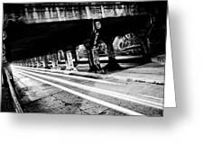 Krog Street Bridge Greeting Card
