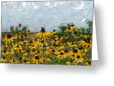 Krystallyn's Susans Greeting Card