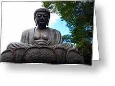 Kwon Yin Temple 7 Greeting Card