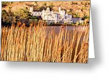 Kylemore Abbey, County Galway Greeting Card