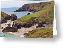 Kynance Cove Greeting Card