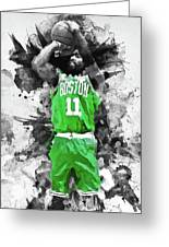 Kyrie Irving, Boston Celtics - 05 Greeting Card