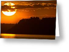 L For Ladoga Greeting Card