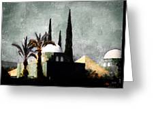 La Casbah Greeting Card