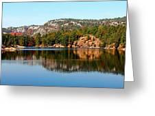 La Cloche Mountain Range Greeting Card