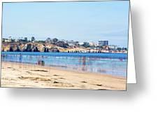 La Jolla Shores Greeting Card