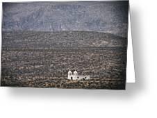 La Linda Church Greeting Card