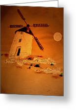 La Mancha Greeting Card