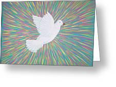 La Palomita Greeting Card