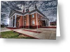 La Plata Town Hall Greeting Card