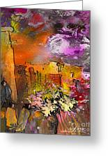 La Provence 14 Greeting Card