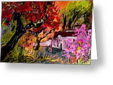 La Provence 22 Greeting Card