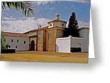 La Rabida Monastery - Huelva Greeting Card