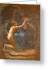 La Vierge Consolatrice Greeting Card