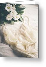 Laced Underwear Greeting Card