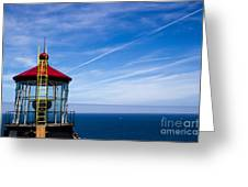 Ladder To The Sky Greeting Card