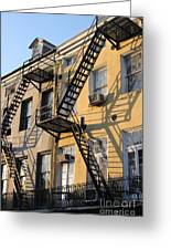 Ladders Greeting Card