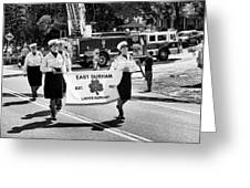 Ladies Auxiliary Of East Durham Greeting Card