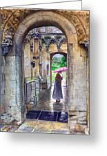 Lady Chapel Greeting Card