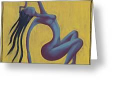 Lady Egypt Greeting Card
