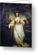 Lady Elizabeth Compton Greeting Card