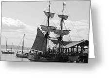 Lady Washington Greeting Card