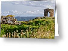 Lady's Tower Greeting Card