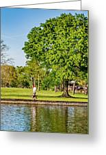 Lafreniere Park 2 Greeting Card