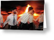 Lag B'omer Greeting Card