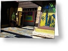Laguna Art Gallery Greeting Card